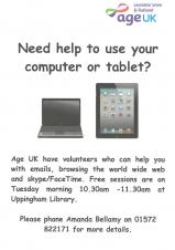 Need help to use your computer or tablet?