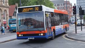 Route Change for 747 Centrebus - from 28th August