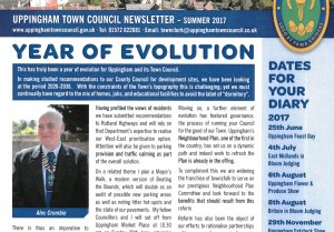 Summer 2017 Newsletter is out!